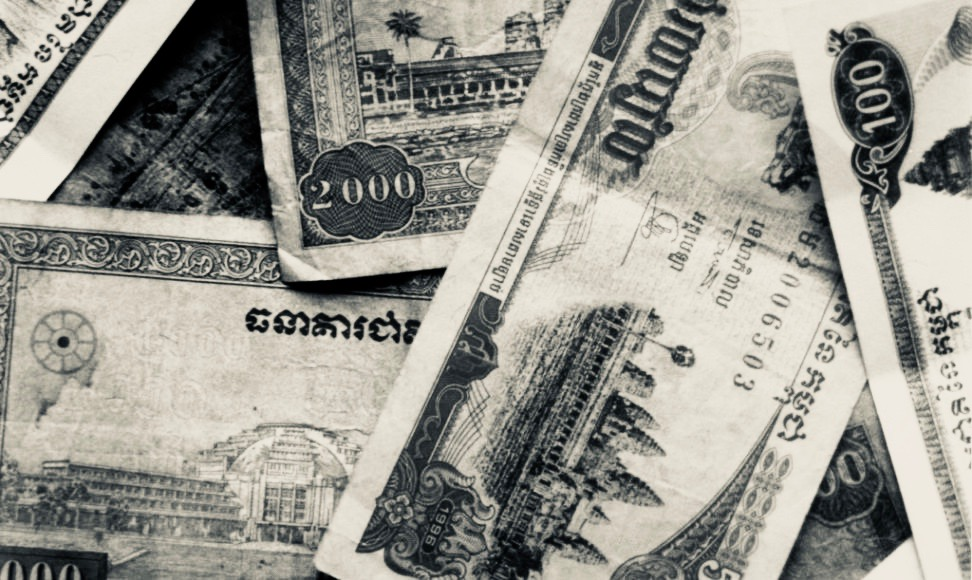 カンボジアの通貨リエル