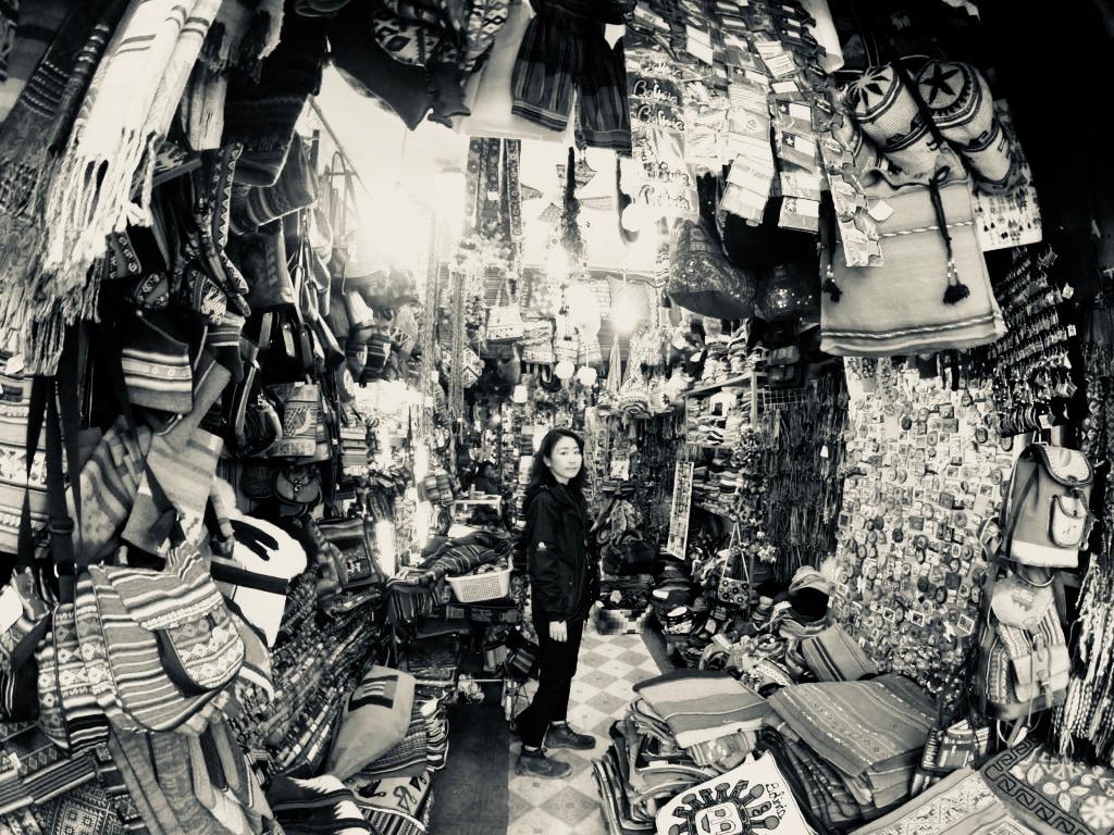 ラパス雑貨屋